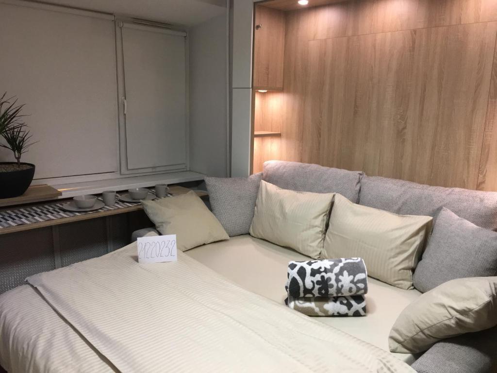 Апартаменты/квартира Уютная Студия