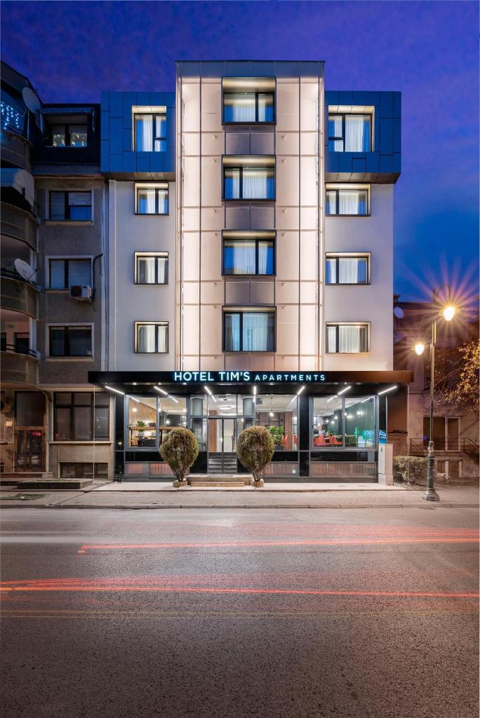 Отель  Hotel Tim's  - отзывы Booking