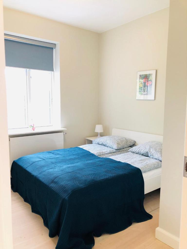 Отель типа «постель и завтрак»  Отель типа «постель и завтрак»  Adnana - Modern Living - Room One - Aalborg Center