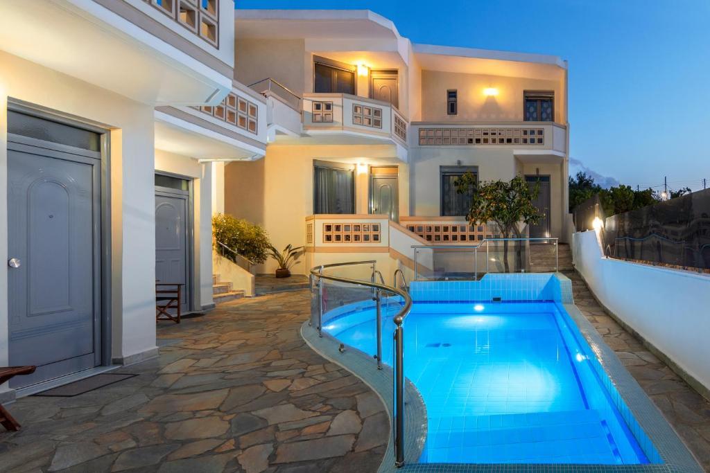 Апарт-отель Villa Krini - отзывы Booking
