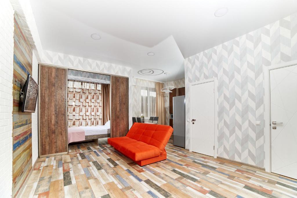 Апартаменты/квартира  Apartment On Parkovoi