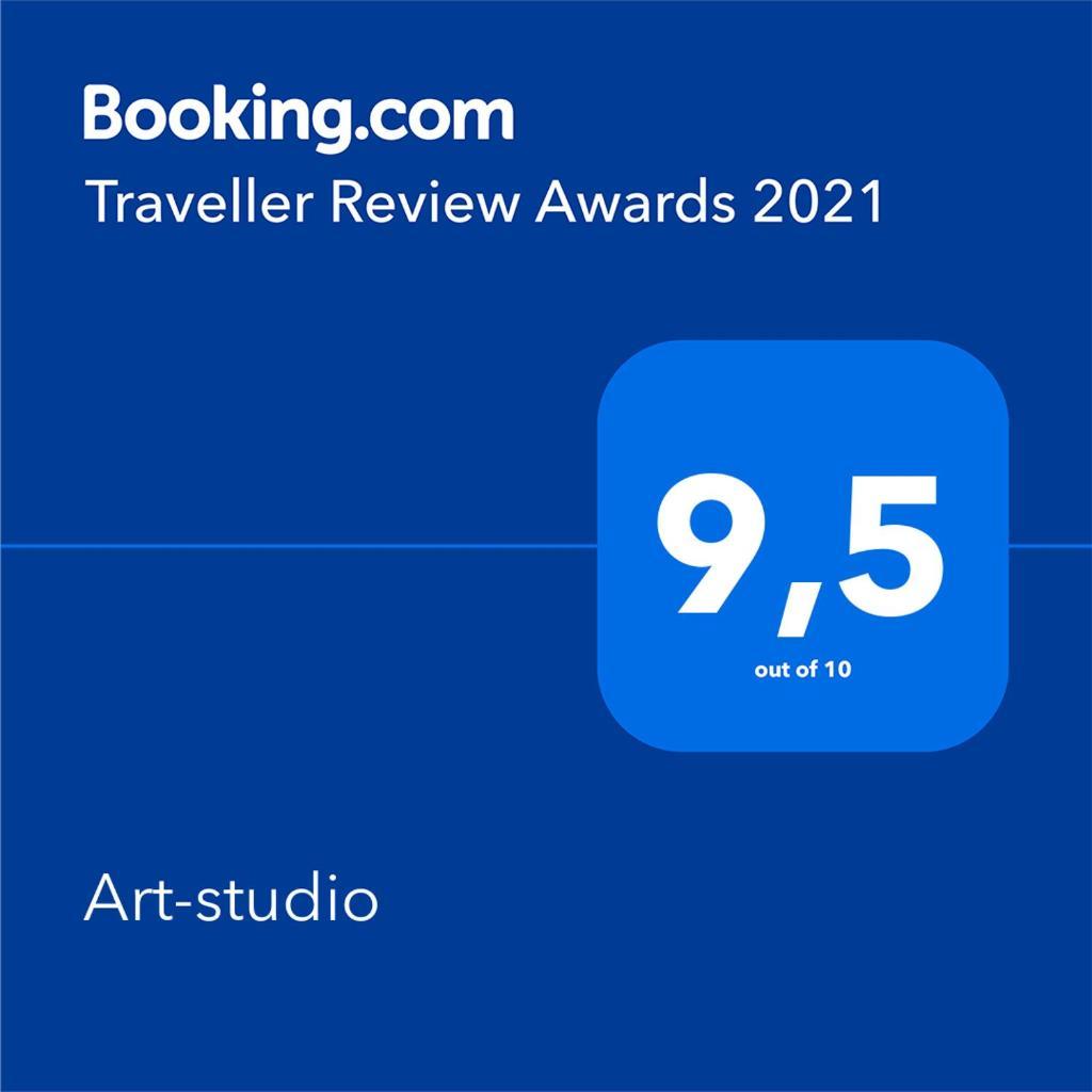 Апартаменты/квартира  Art-studio  - отзывы Booking
