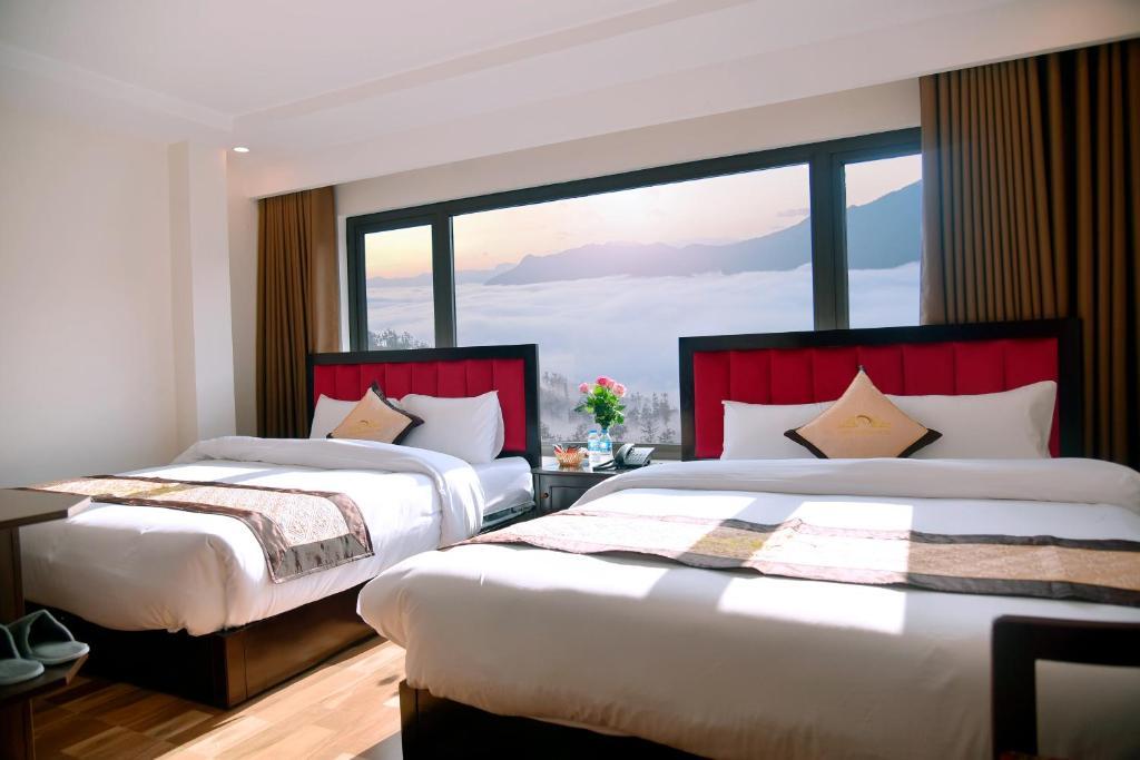 Отель  Hung Vuong hotel  - отзывы Booking