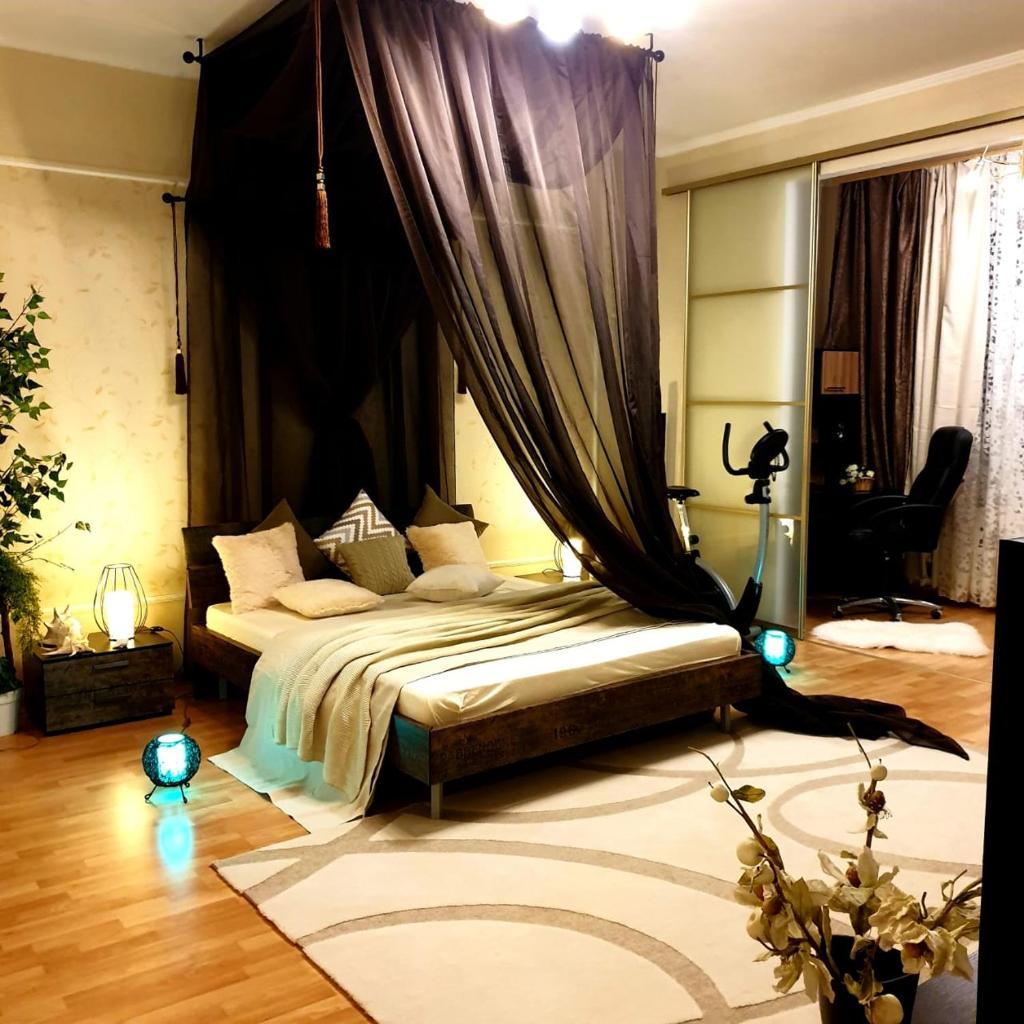 Апартаменты/квартира  Апартаменты Школьная 48 А в элитном доме с 2 спальнями