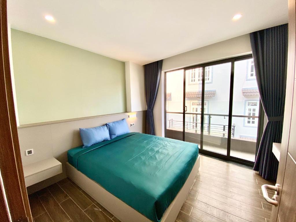 Апартаменты/квартиры Kim Oanh Apartment - отзывы Booking