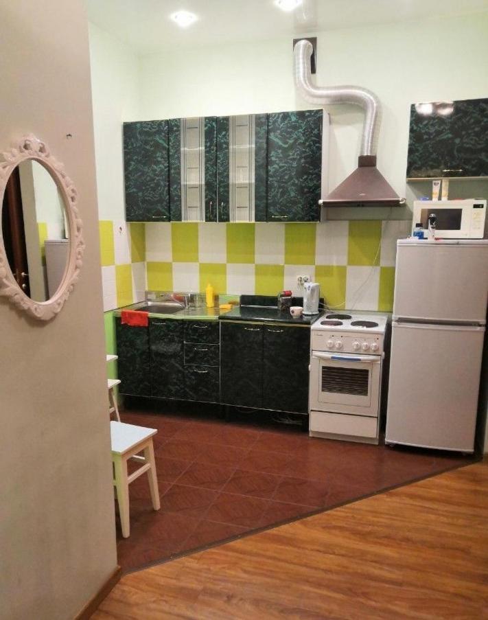 Апартаменты/квартира  Ryabikova 21a