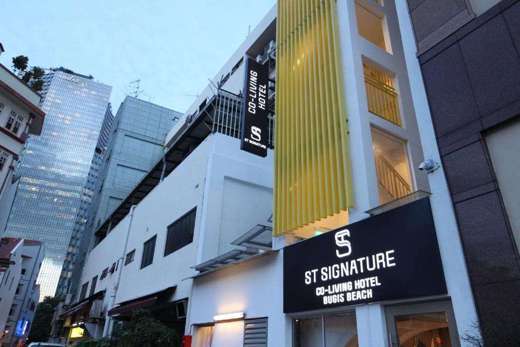 Отель  Отель  ST Signature Bugis Beach, Max 12 Hours Stay Between 9PM And 7AM (SG Clean, Staycation Approved)
