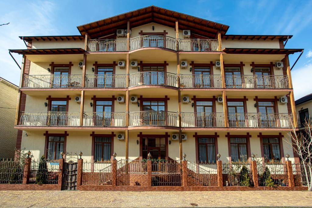 Гостевой дом Отель Атмосфера - отзывы Booking