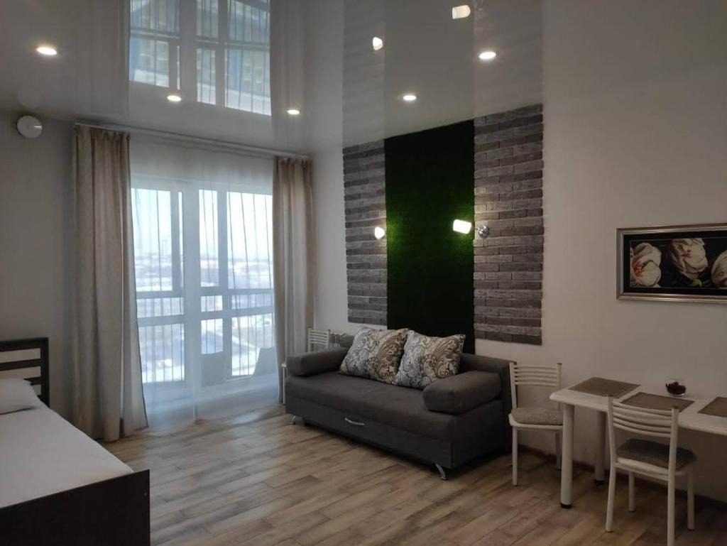 Апартаменты/квартира Квартира с панорамным видом на весь город. - отзывы Booking