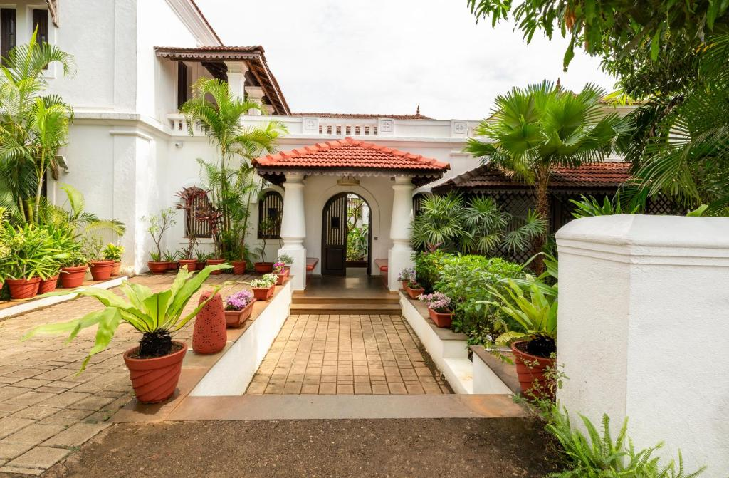 Вилла Amã Stays & Trails Villa No 1, Goa