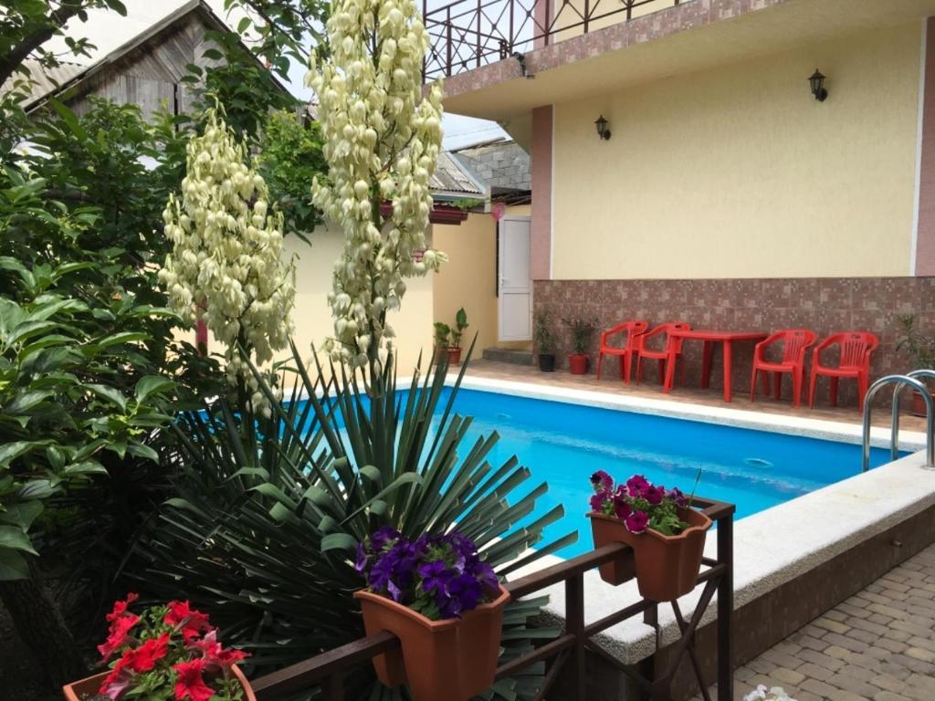 Дома для отпуска У Маруси частное домовладение с бассейном - отзывы Booking