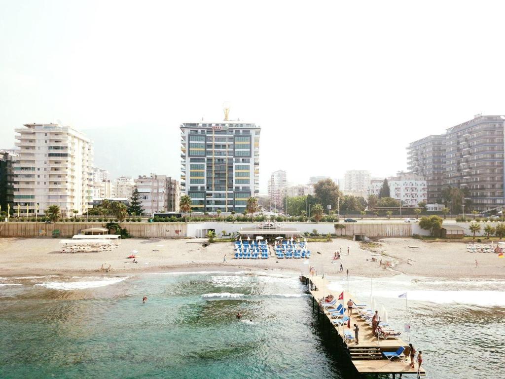 Апарт-отель Konak seaside Tower-King's apartments - отзывы Booking