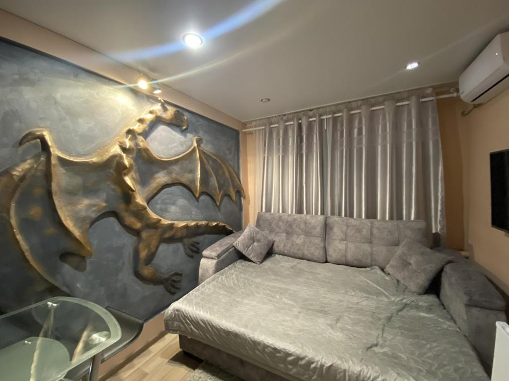 Апартаменты/квартира  Кв 13 ,Дракон, 1100 руб сутки