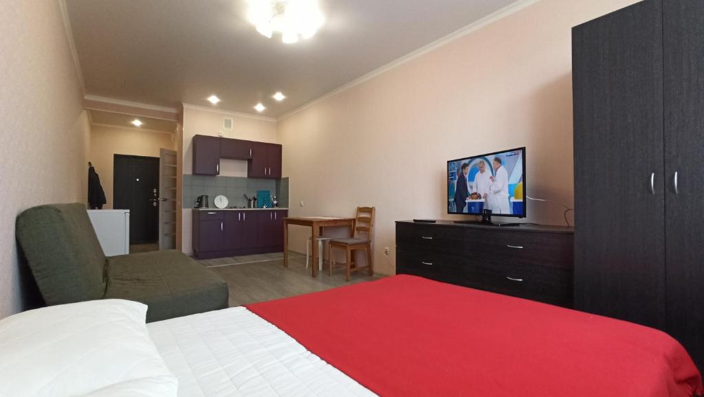 Апартаменты/квартира  Апартаменты на Карякина 5  - отзывы Booking