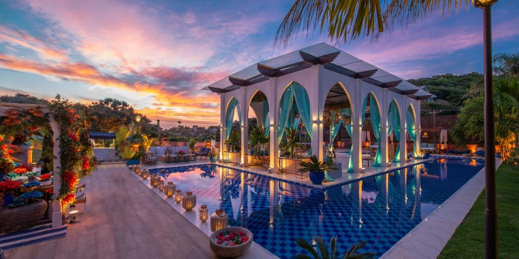 Отель Pedra da Laguna Boutique Hotel SPA - отзывы Booking