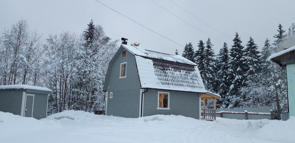 Загородный дом гостевой дом Рускеала - отзывы Booking