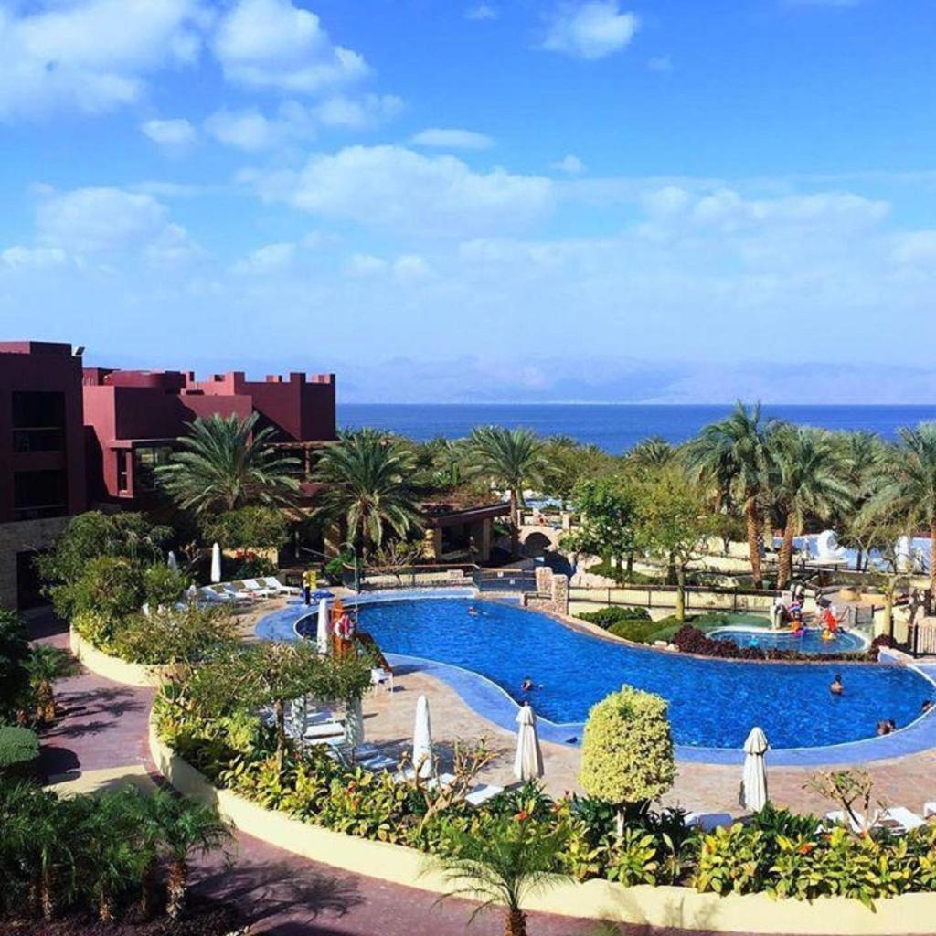 Апартаменты/квартира  Gorgeous 2 Bedroom Pool View- Tala Bay Resort, Aqaba