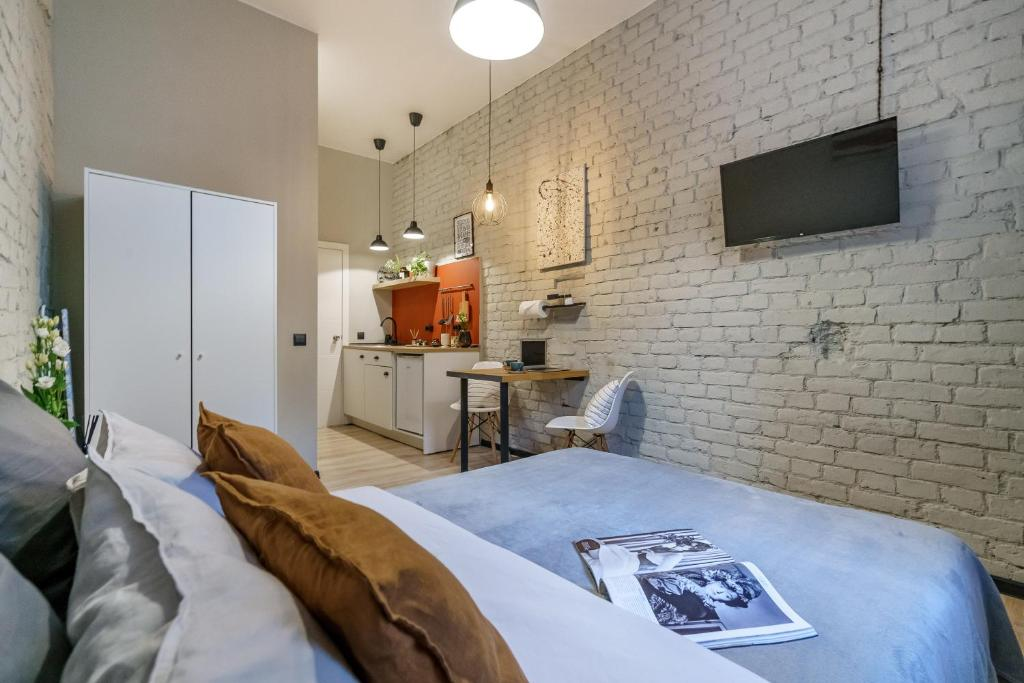 Апартаменты/квартиры  Scandi Rimskogo-Korsakova