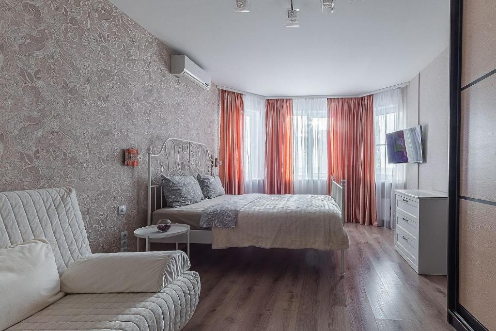 Апартаменты/квартира Апартаменты COMPLIMENT в Нижнем Новгороде - отзывы Booking