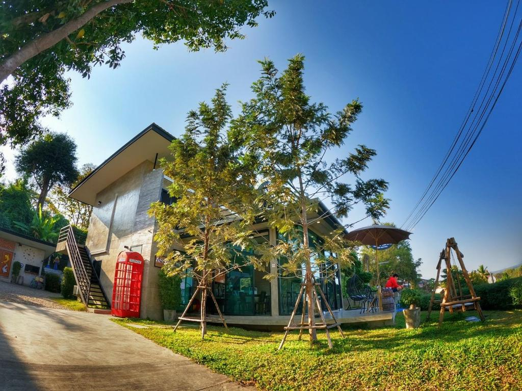 Хостел  Amante Baristro Hotel & Cafe' @Pua  - отзывы Booking