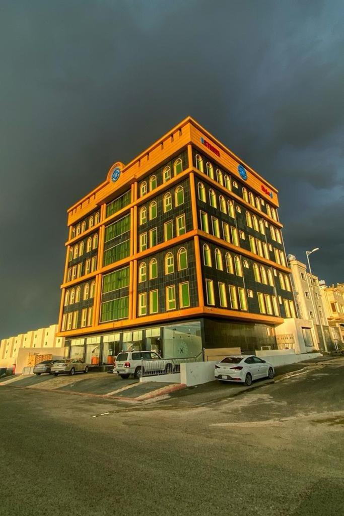 Апарт-отель اوسترافا للشقق الفندقية