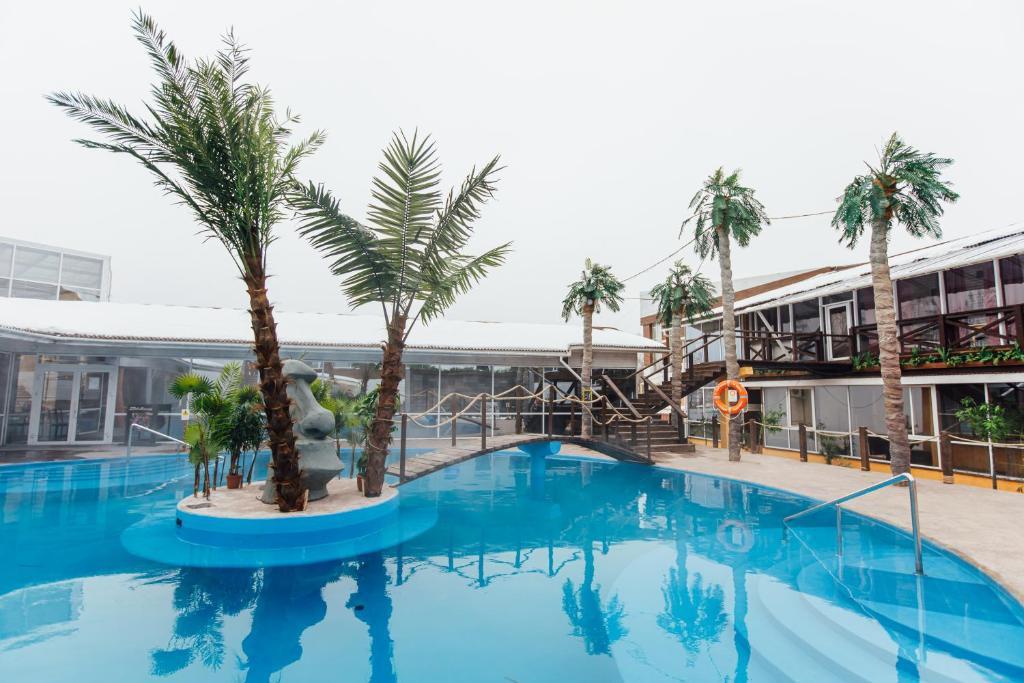 Фото  Отель  Dolphin Planet Hotel & SPA