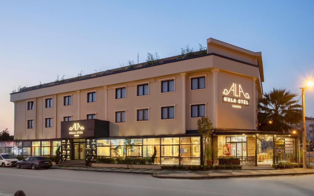 Отель  N'Ala Otel  - отзывы Booking