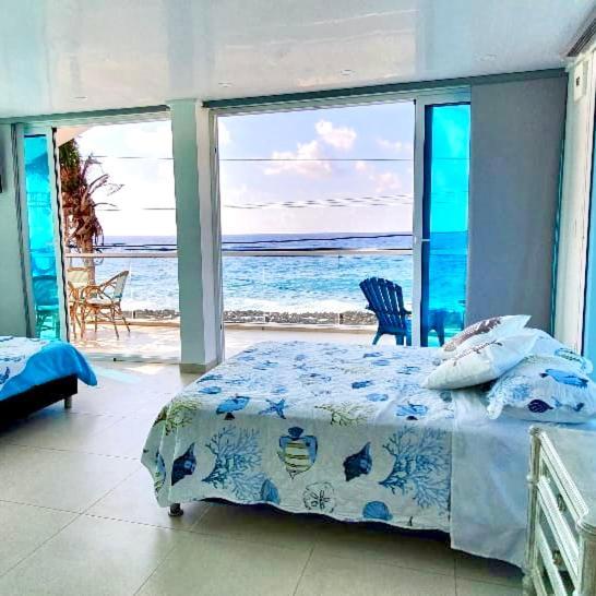 Дом для отпуска  CASA ENEIDA -SAN ANDRES ISLA  - отзывы Booking