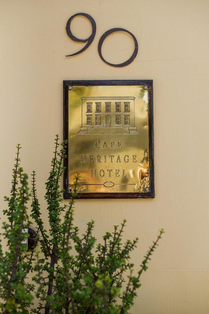 Отель Cape Heritage Hotel - отзывы Booking