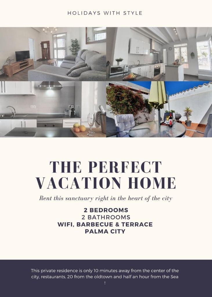 Дом для отпуска  Casa cercana a Santa Catalina  - отзывы Booking