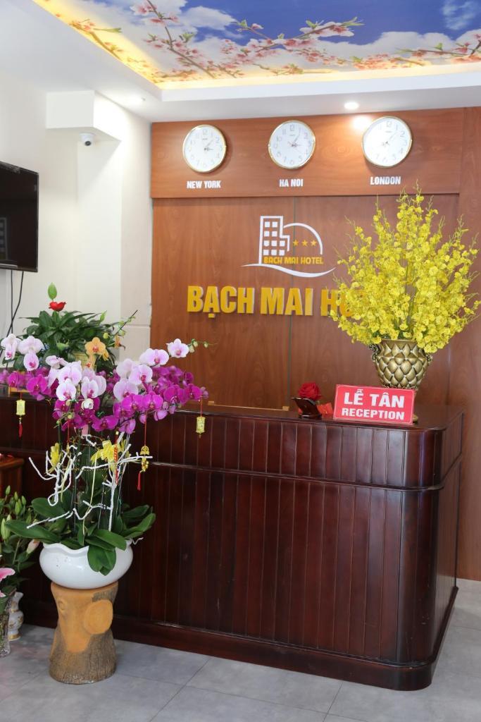 Отель  Khách Sạn & Homestay Bạch Mai Vũng Tàu - Bach Mai Hotel & Homestay Vung Tau