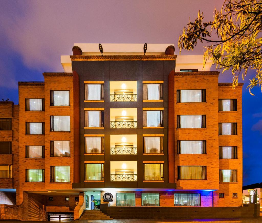 Отель  Отель  Hotel Egina Bogotá