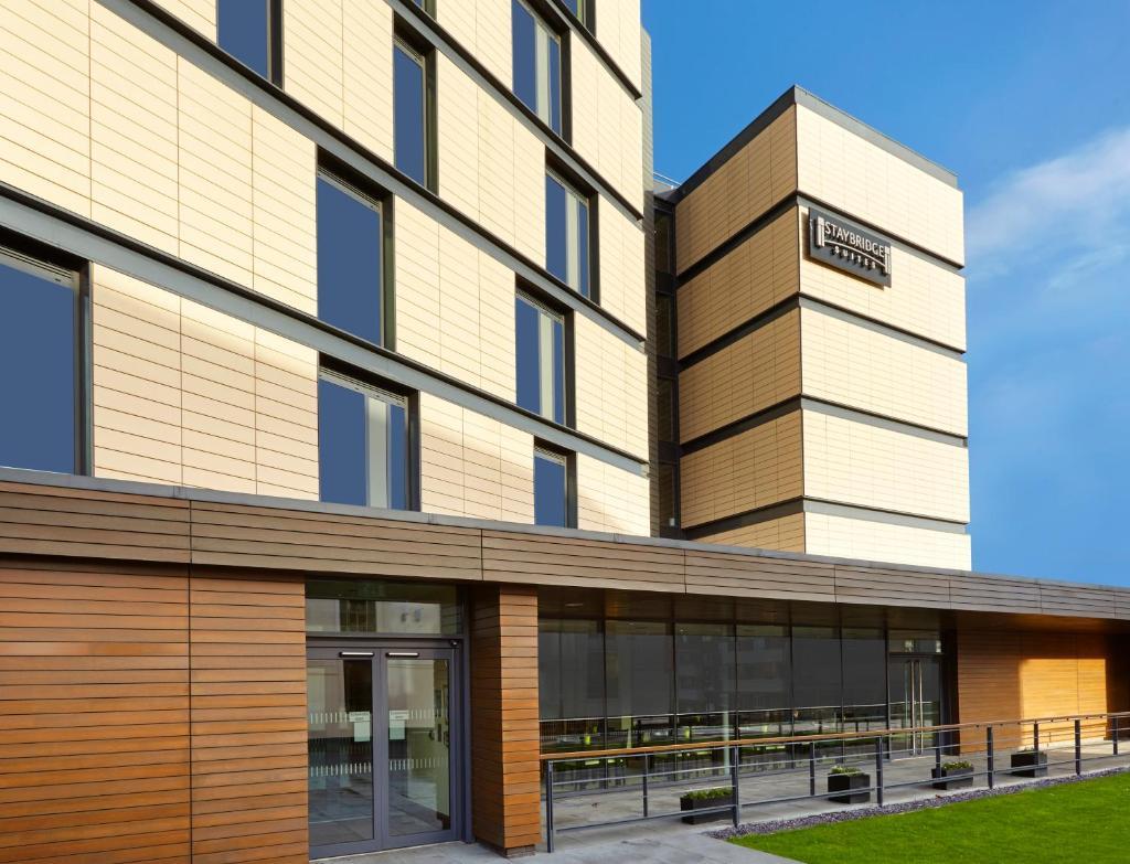 Апарт-отель  Staybridge Suites Newcastle, an IHG Hotel  - отзывы Booking