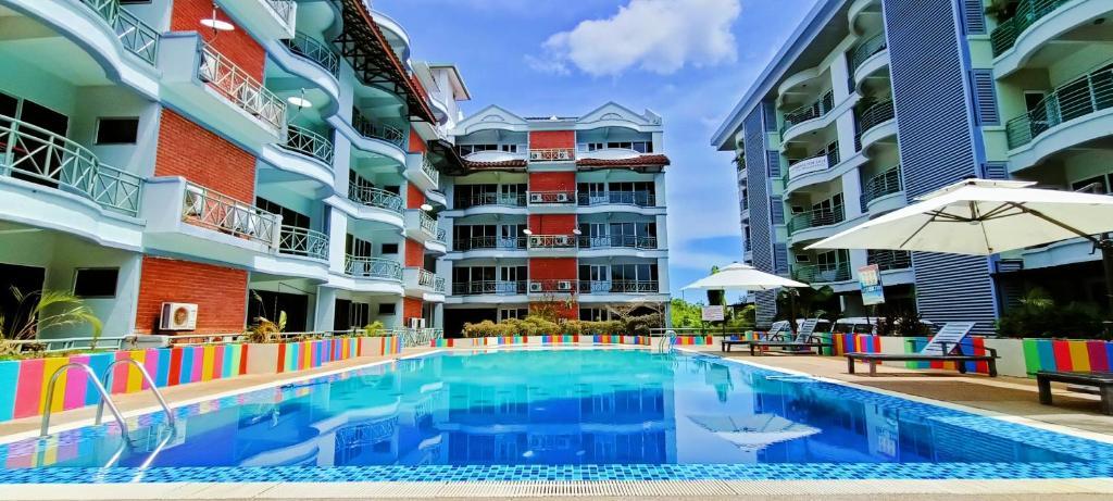 Апартаменты/квартиры  Perdana Serviced Apartment & Resorts  - отзывы Booking