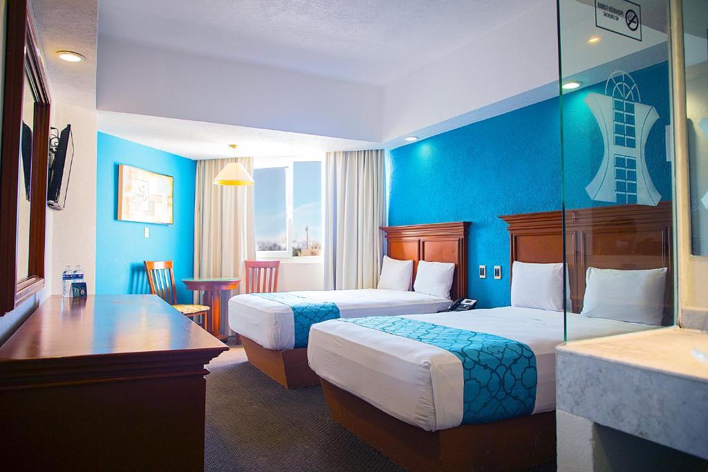 Отель Hotel Lois Veracruz - отзывы Booking