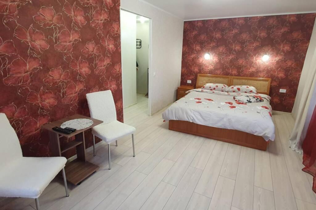 Апартаменты/квартира  Уютная квартира в деловом центре города  - отзывы Booking