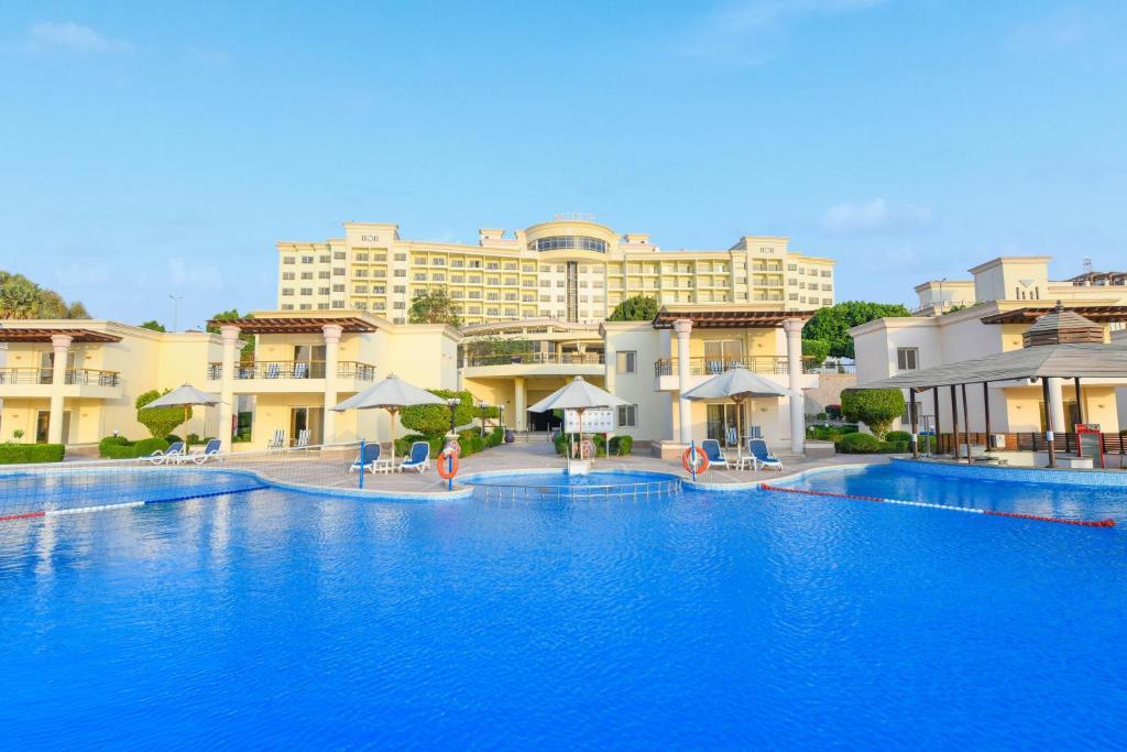 Отель  Tolip Aswan Hotel  - отзывы Booking