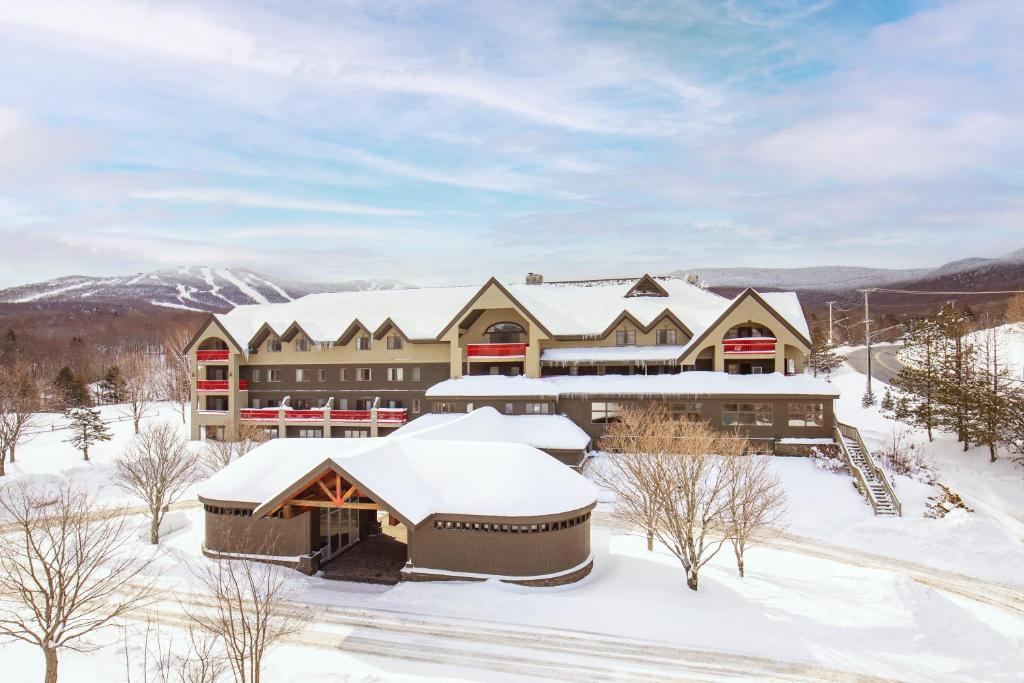 Отель  Отель  Killington Mountain Lodge, Tapestry Collection By Hilton