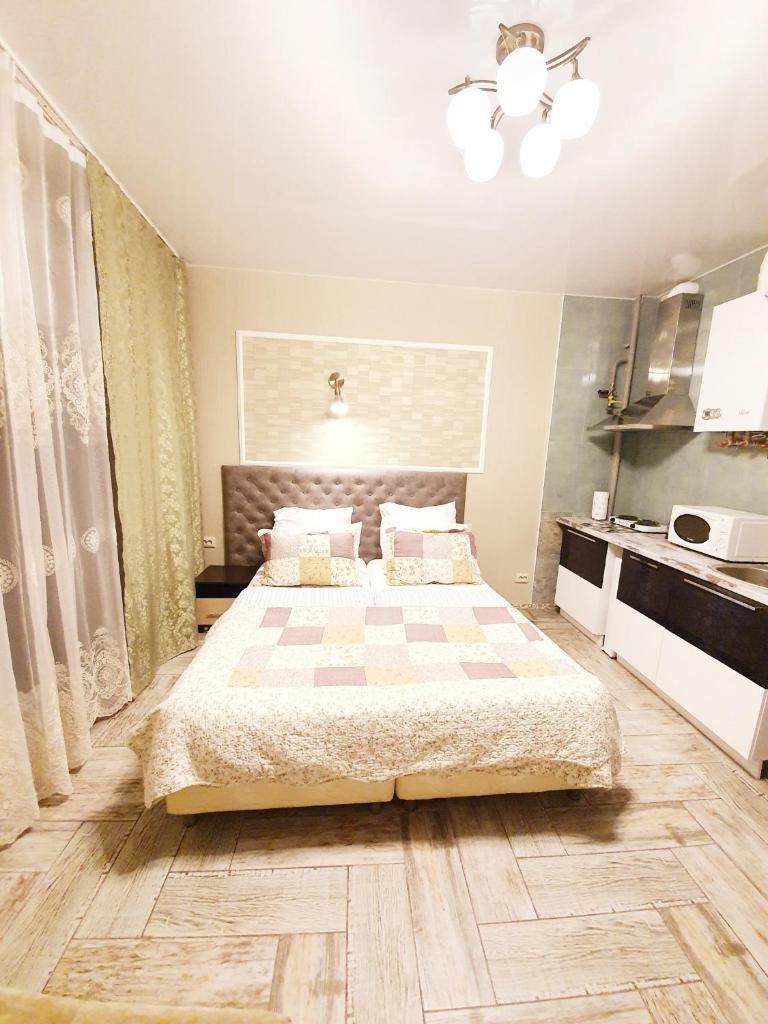 Апартаменты/квартира  квартира на Березовой  - отзывы Booking