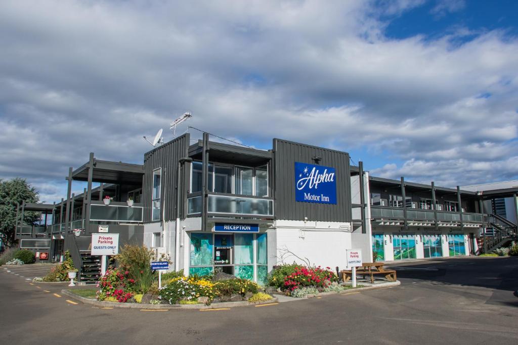 Мотель  Alpha Motor Inn  - отзывы Booking