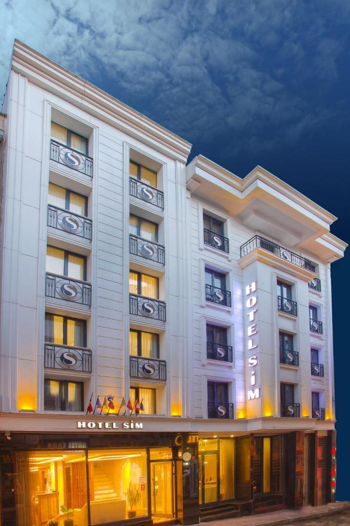 Отель  Sim Hotel  - отзывы Booking