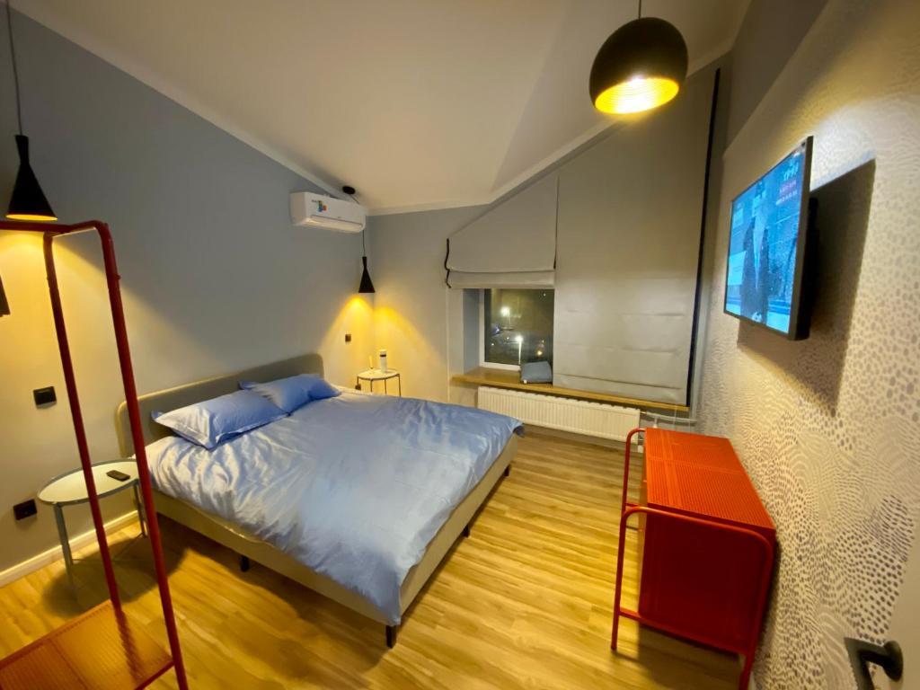 Апартаменты/квартира  Апартаменты Light Lake  - отзывы Booking