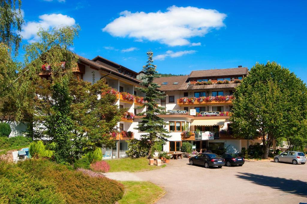 Отель  Ferienhotel Ödenhof