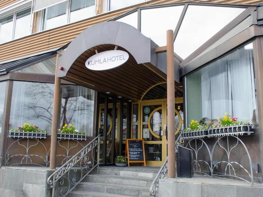 Отель  Kumla Hotel  - отзывы Booking