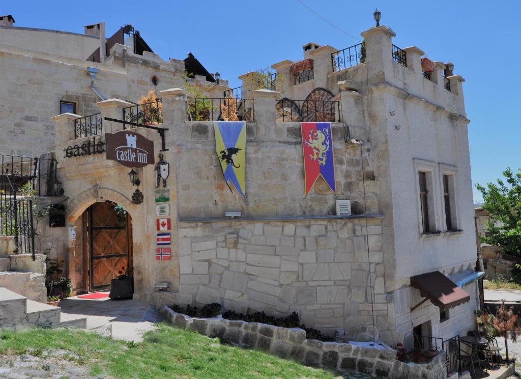 Отель  Castle Inn Cappadocia  - отзывы Booking