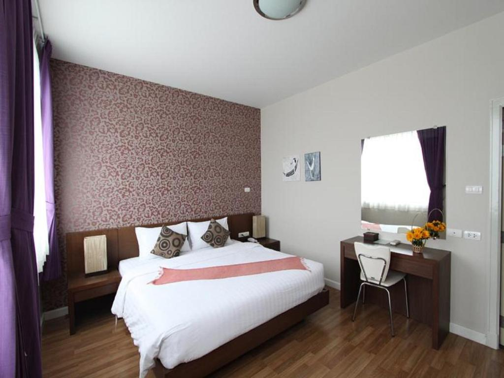 Отель  Baiyoke Ciao Hotel  - отзывы Booking