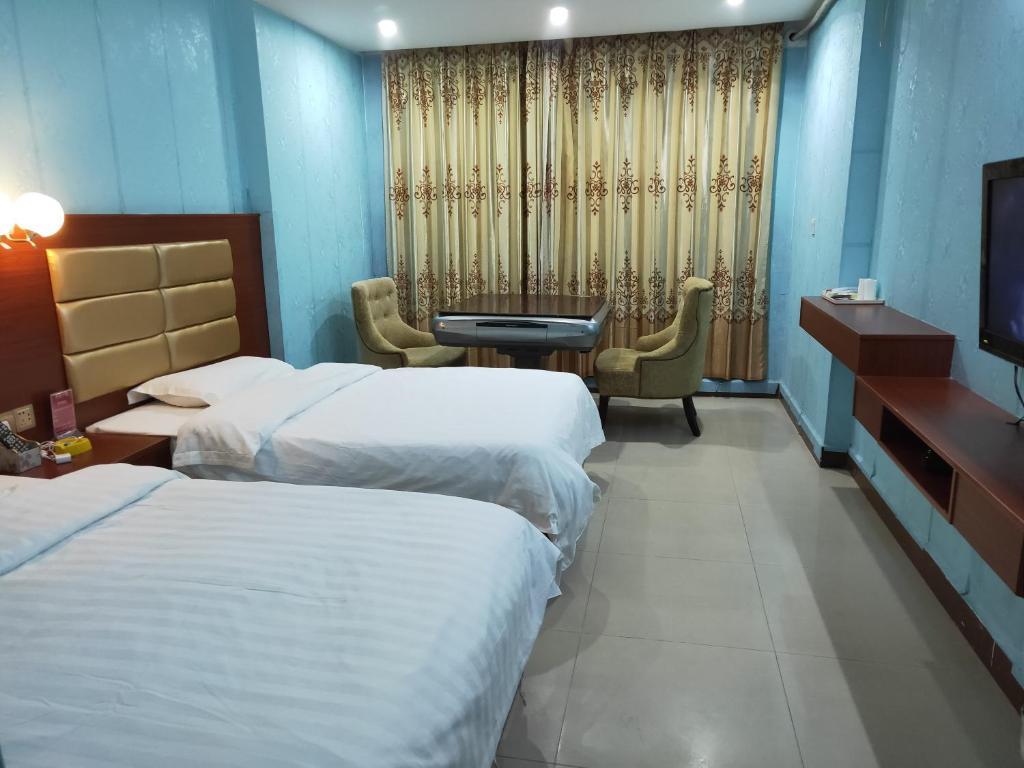 Отель  Lvzhou Hotel  - отзывы Booking