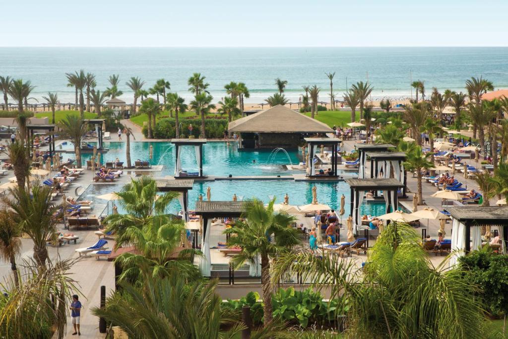 Отель  Отель  Hotel Riu Palace Tikida Agadir - All Inclusive
