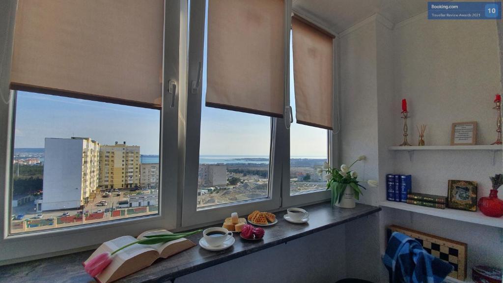 Апартаменты/квартира Апартаменты с видом на Геленджикскую бухту - отзывы Booking