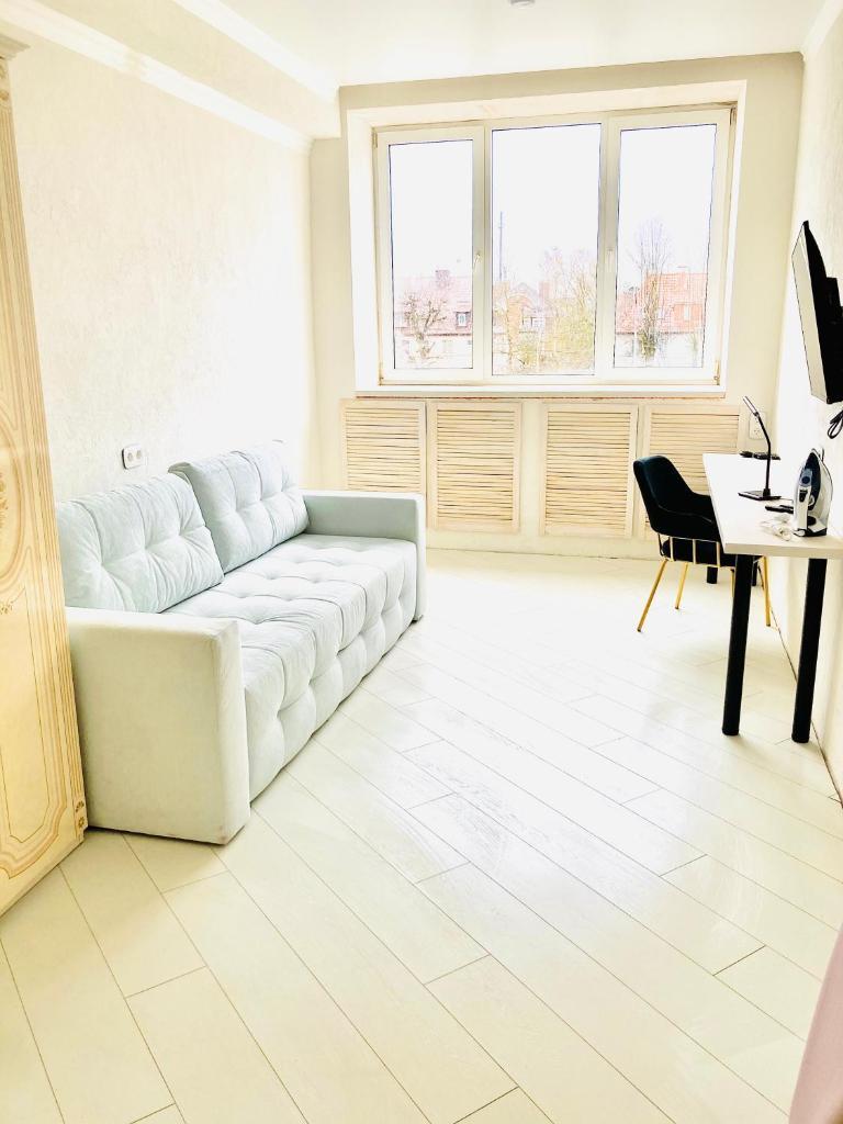 Апартаменты/квартира  Мирный  - отзывы Booking